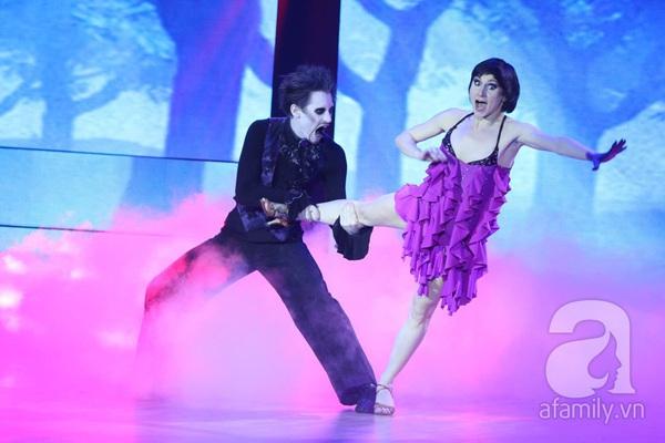 cuộc thi bước nhảy hoàn vũ 11