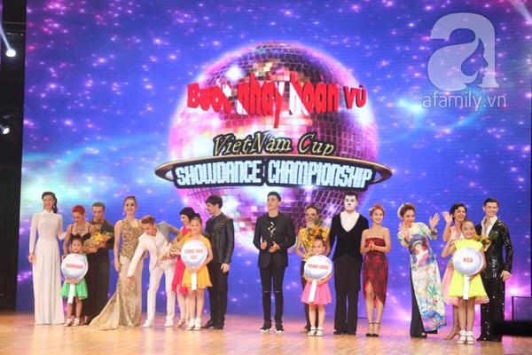 cuộc thi bước nhảy hoàn vũ 14