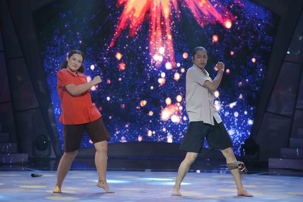 bước nhảy ngàn cân 12
