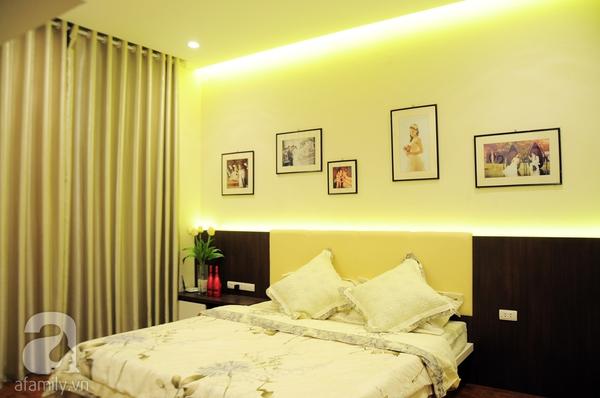 Ngắm hai phòng ngủ đẹp lung linh sau khi cải tạo ở Hà Nội 2