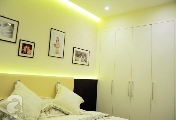 Ngắm hai phòng ngủ đẹp lung linh sau khi cải tạo ở Hà Nội 4