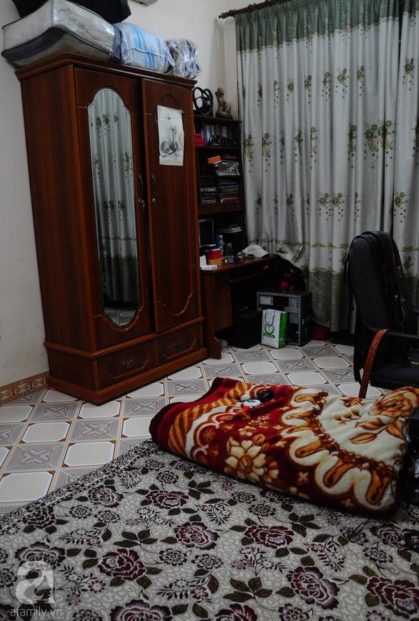 Ngắm hai phòng ngủ đẹp lung linh sau khi cải tạo ở Hà Nội 5