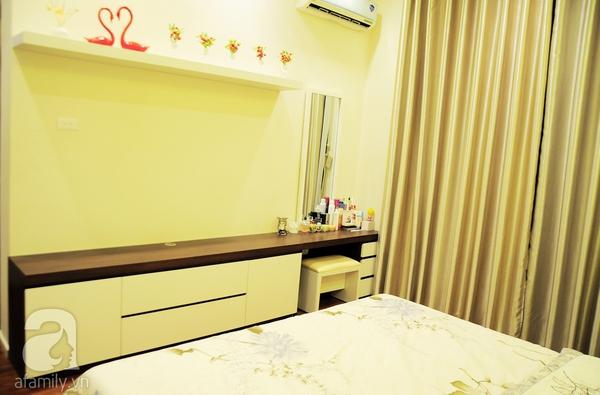 Ngắm hai phòng ngủ đẹp lung linh sau khi cải tạo ở Hà Nội 6
