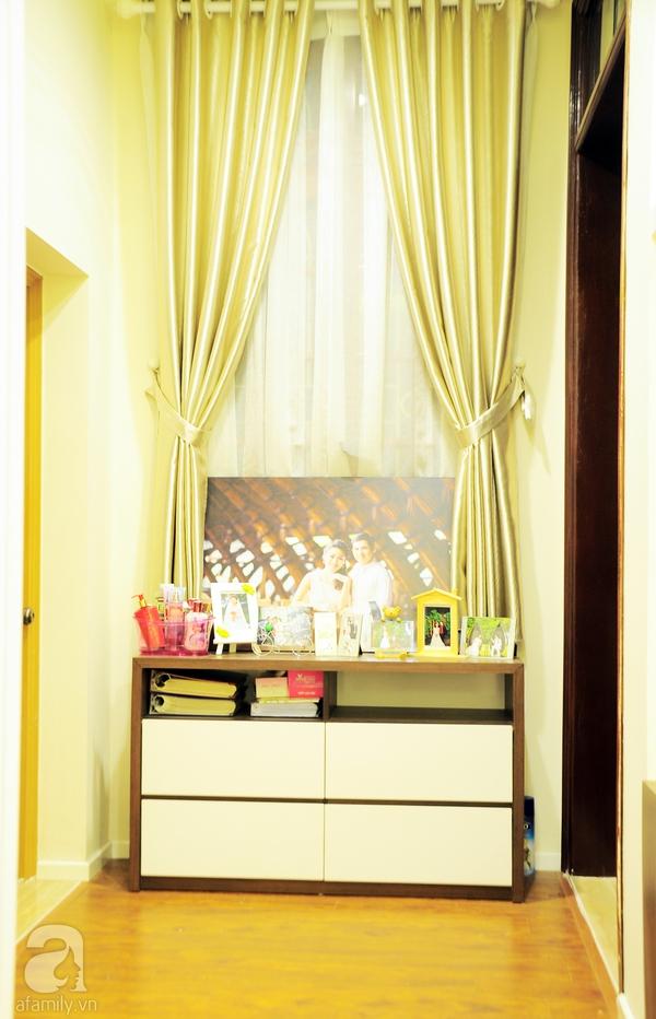Ngắm hai phòng ngủ đẹp lung linh sau khi cải tạo ở Hà Nội 8