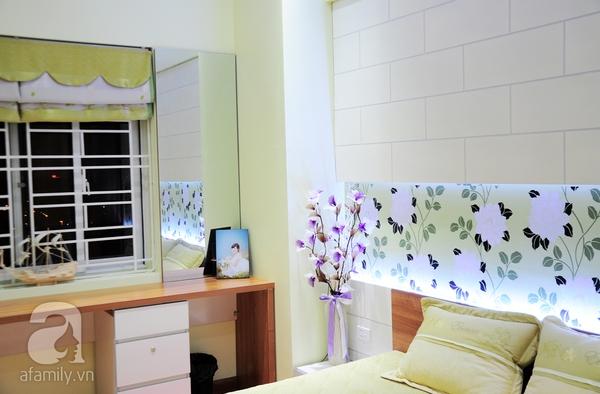 Ngắm hai phòng ngủ đẹp lung linh sau khi cải tạo ở Hà Nội 20