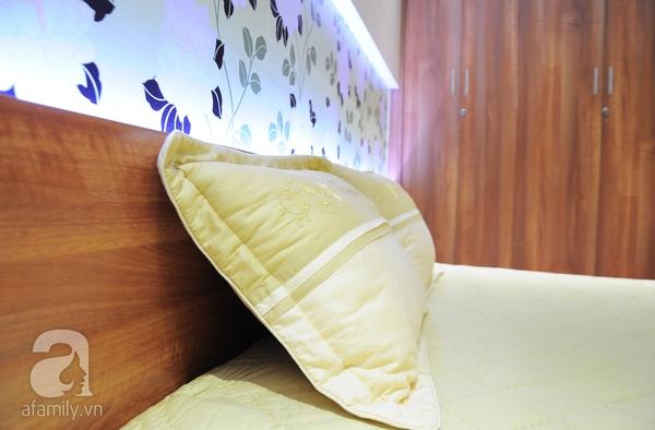 Ngắm hai phòng ngủ đẹp lung linh sau khi cải tạo ở Hà Nội 21