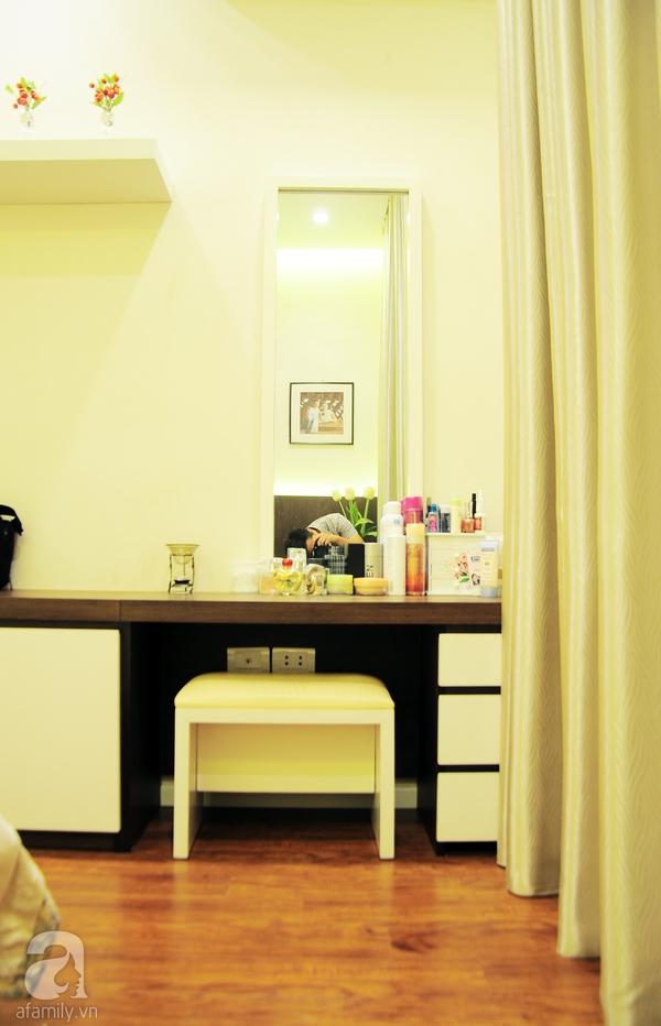 Ngắm hai phòng ngủ đẹp lung linh sau khi cải tạo ở Hà Nội 10