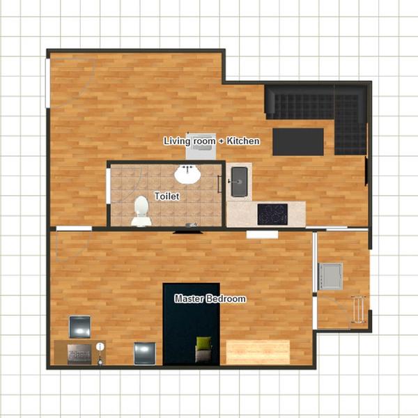 Tư vấn cải tạo căn hộ chung cư hạn chế sửa chữa 1