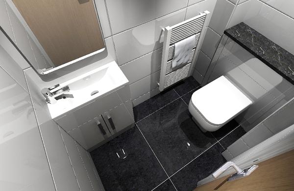 Tư vấn thiết kế căn hộ 15m² đầy đủ chức năng 10