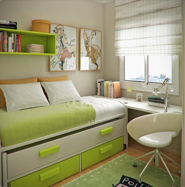 Tư vấn cải tạo và thêm phòng ngủ cho ngôi nhà 20m² 8