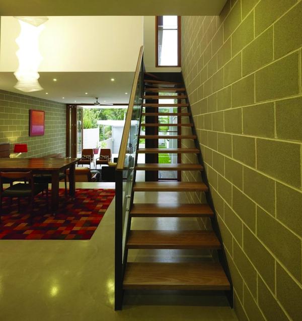 Tư vấn thiết kế để nhà 33m² có giếng trời và nhiều cây xanh 5