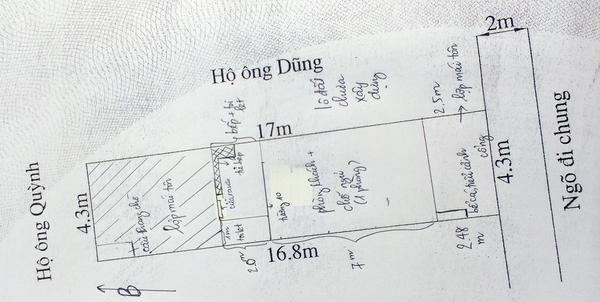 Tư vấn thiết kế nhà ống 2 tầng có 2 giếng trời 1