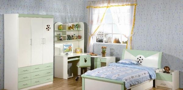 Tư vấn bố trí nội thất phòng ngủ 9m² cho thiếu nữ 6