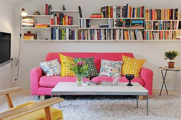Tư vấn bố trí nội thất cho căn phòng 14m² nhiều đồ đạc 3
