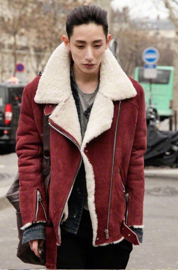áo jacket mustang