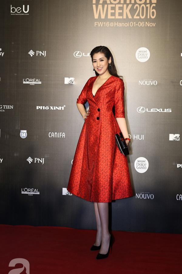 Thảm đỏ thời trang