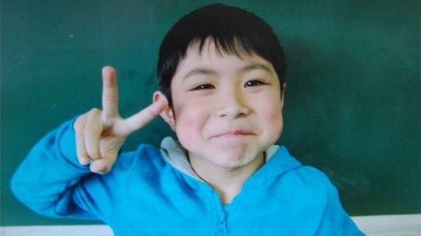 Cậu bé Nhật Bản 1