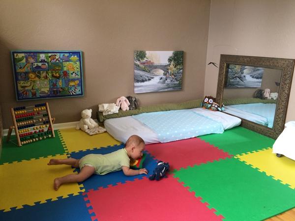 Montessori bed 3