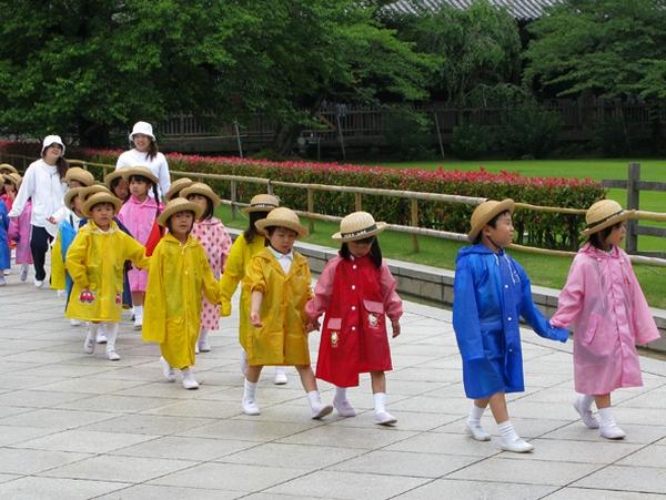 trẻ em Nhật 3