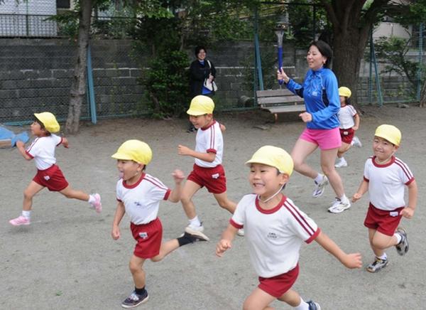 trẻ em Nhật 4