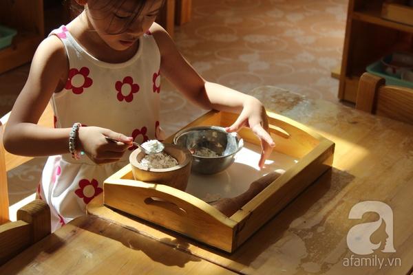 Lớp học Montessori 14