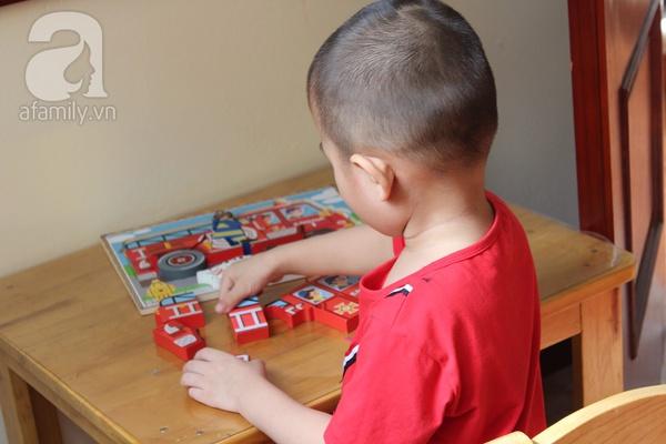 Lớp học Montessori 15