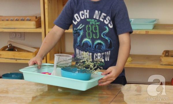 Lớp học Montessori 17