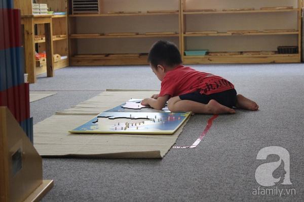 Lớp học Montessori 20