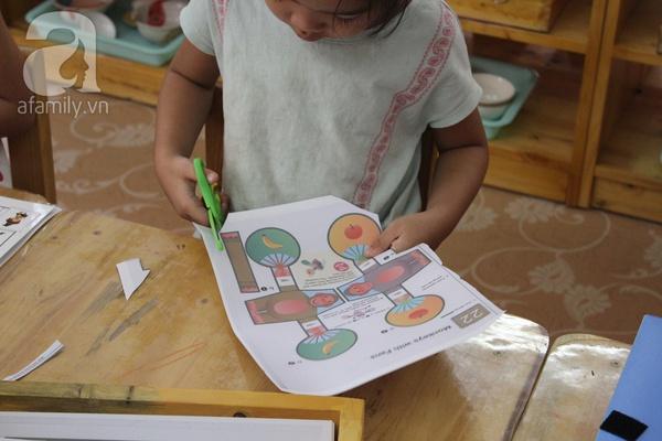 Lớp học Montessori 23