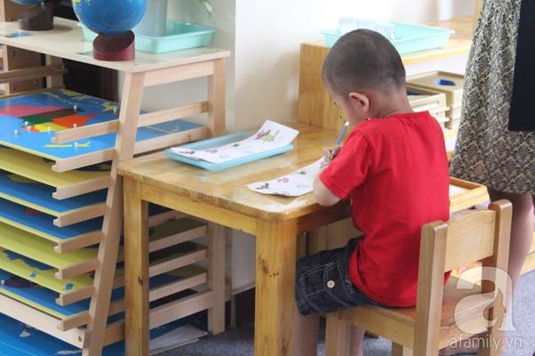 Lớp học Montessori 26