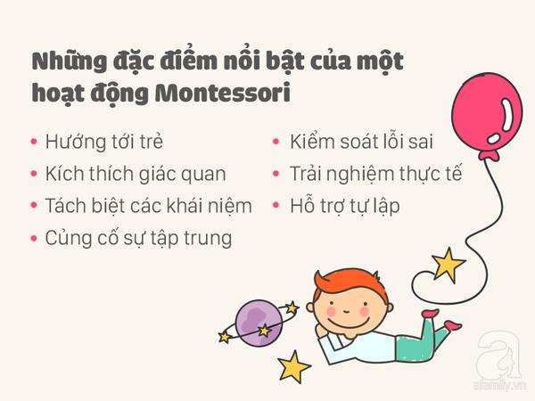 Phương pháp Montessori 1