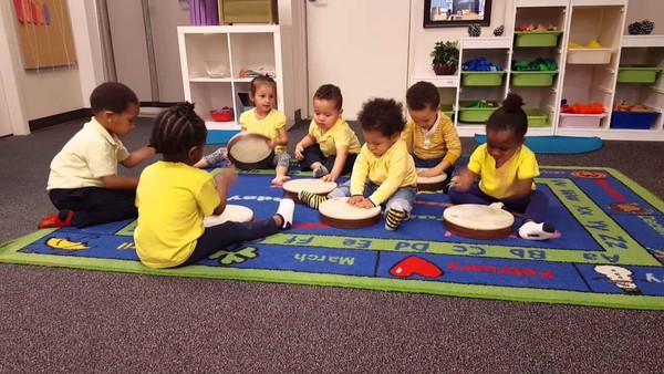 Lớp học Montessori 4
