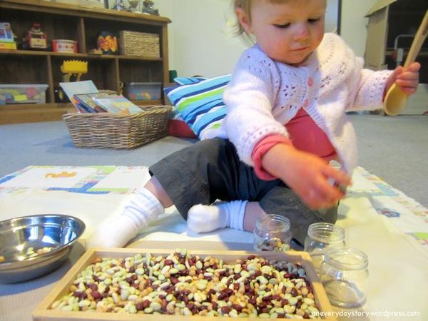 Hoạt động Montessori 1