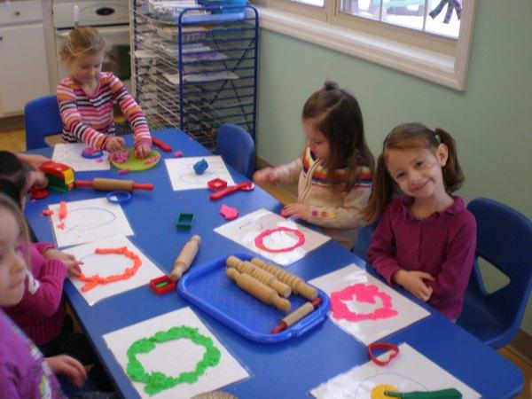 Hoạt động Montessori 6