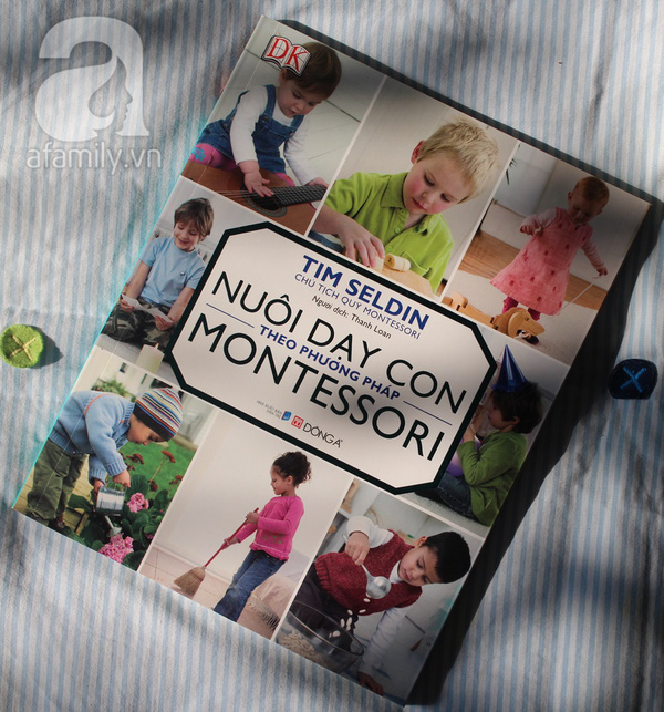 sách hay về phương pháp Montessori 5