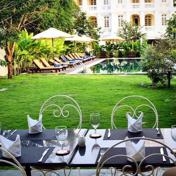 Hoi An Garden Palace
