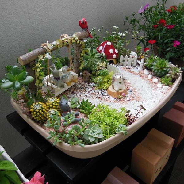 trồng cây