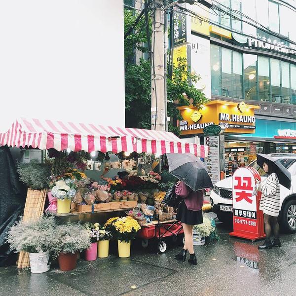 Hongdae stre