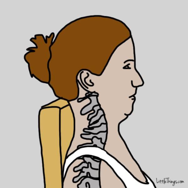 chữa đau mỏi cổ