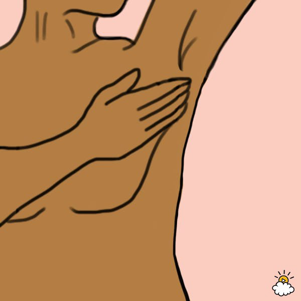 tự kiểm tra ngực