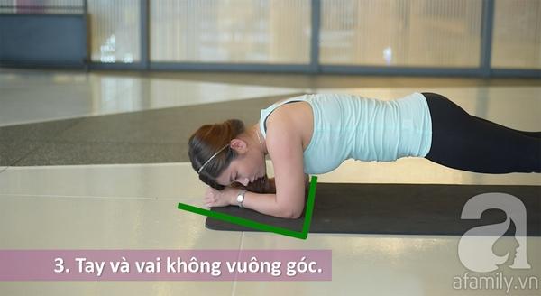 bài tập Plank
