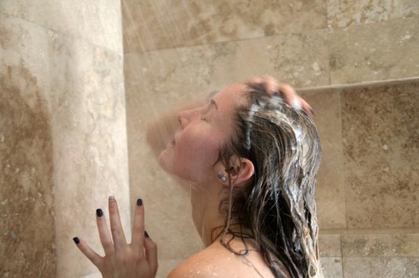 việc nên làm sau khi tắm