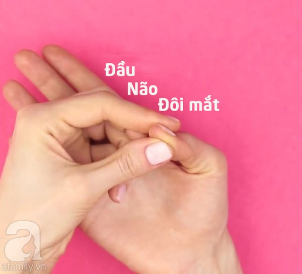 massage tay