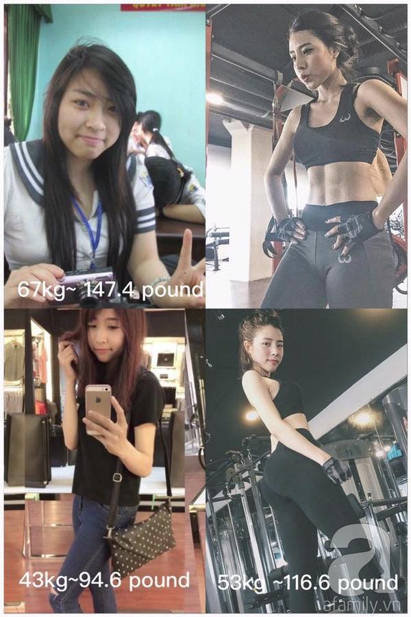 giảm 12kg