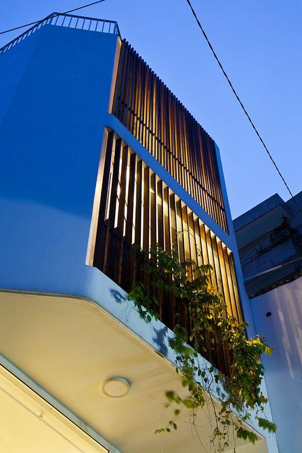 Ngôi nhà 32m² thiết kế thoáng và đẹp lung linh của gia đình 4 người ở Sài Gòn
