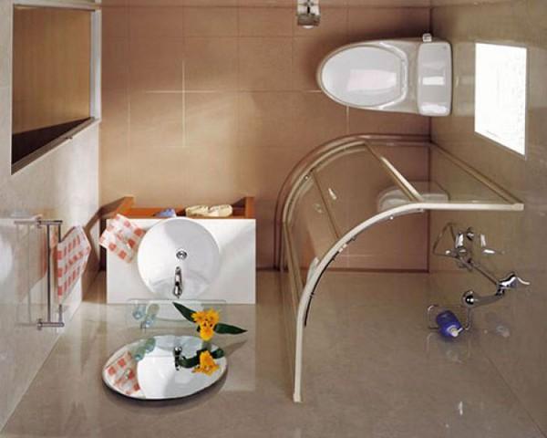 phòng tắm nhỏ 11