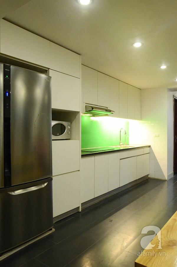Ngôi nhà có diện tích sử dụng 270m² yên bình giữa phố phường Hà Nội