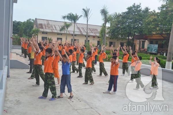 Nhật ký 10 ngày đi lính của những đứa trẻ thành phố 44