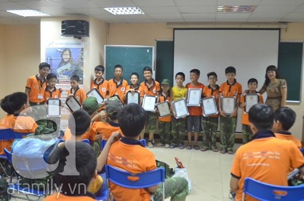 Nhật ký 10 ngày đi lính của những đứa trẻ thành phố 46
