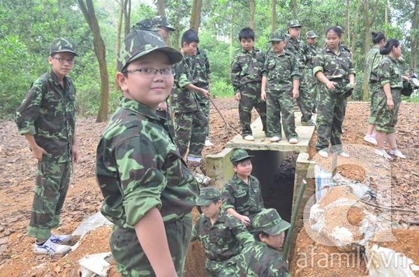 Nhật ký 10 ngày đi lính của những đứa trẻ thành phố 17